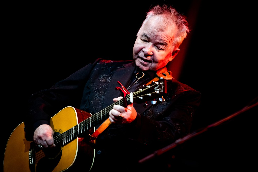 John Prine In Concert Los Angeles, Ca