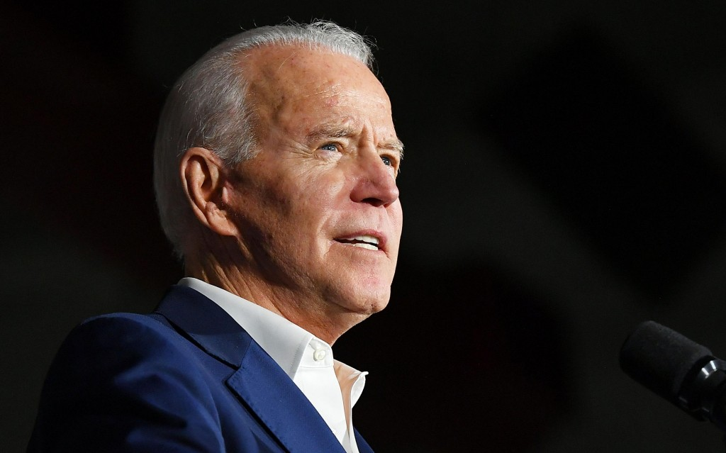 Us Politics Vote Biden