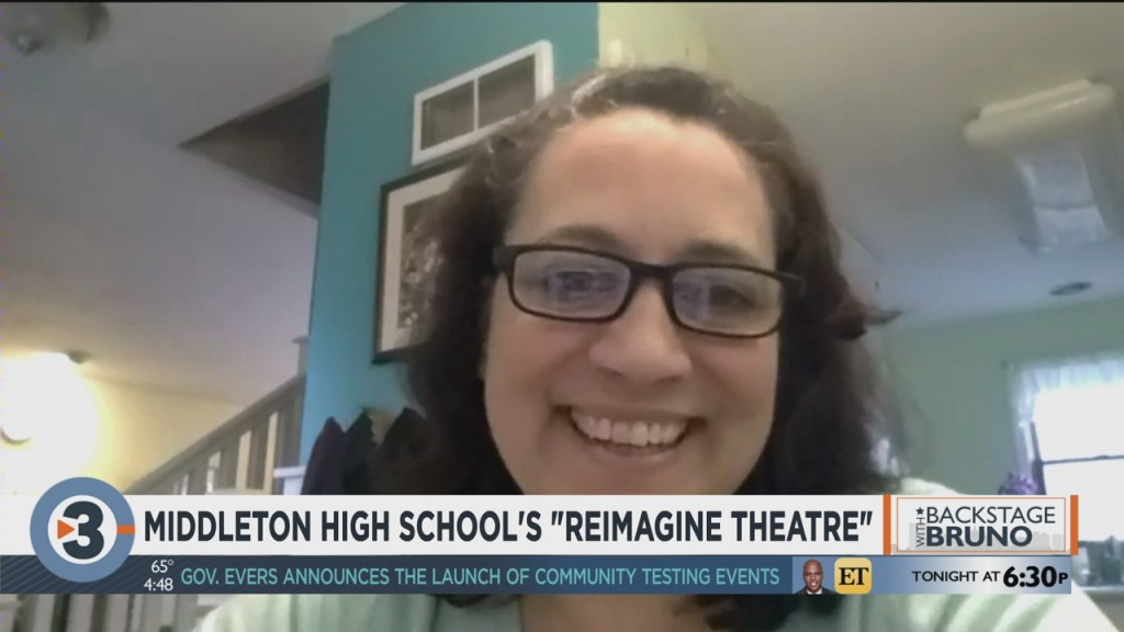 Middleton High School Students 're Imagine' How To Learn, Perform Theatre After Covid 19 Cancels Musical