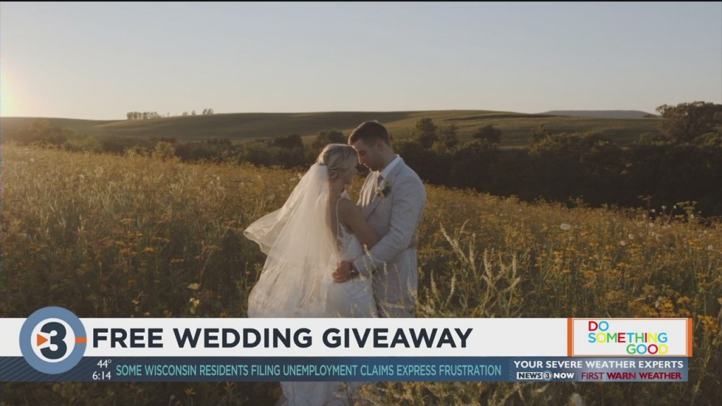 Blue Mounds Wedding Venue Partners With Local Vendors For Free Wedding Giveaway