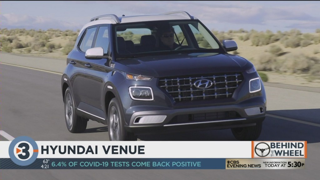 Behind The Wheel: Hyundai Venue
