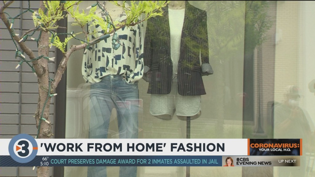 'work From Home' Fashion