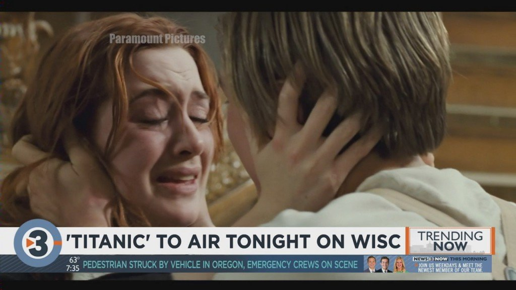 'titanic' Set To Air Tonight On Wisc Tv
