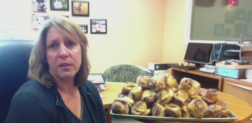 Clasen's Bakery Prepares For Big Donation
