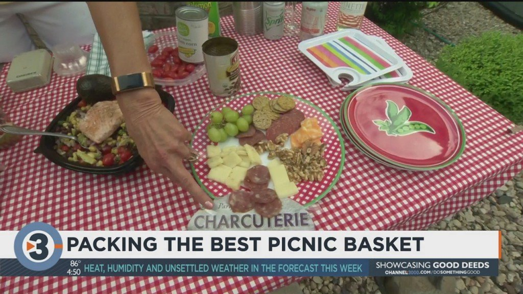 Packing The Best Picnic Basket