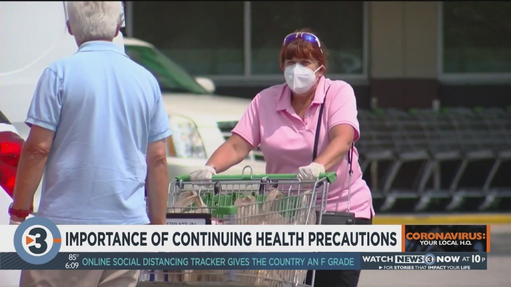 Uw Health Doctors Stresses Importance Of Continuing Health Precautions