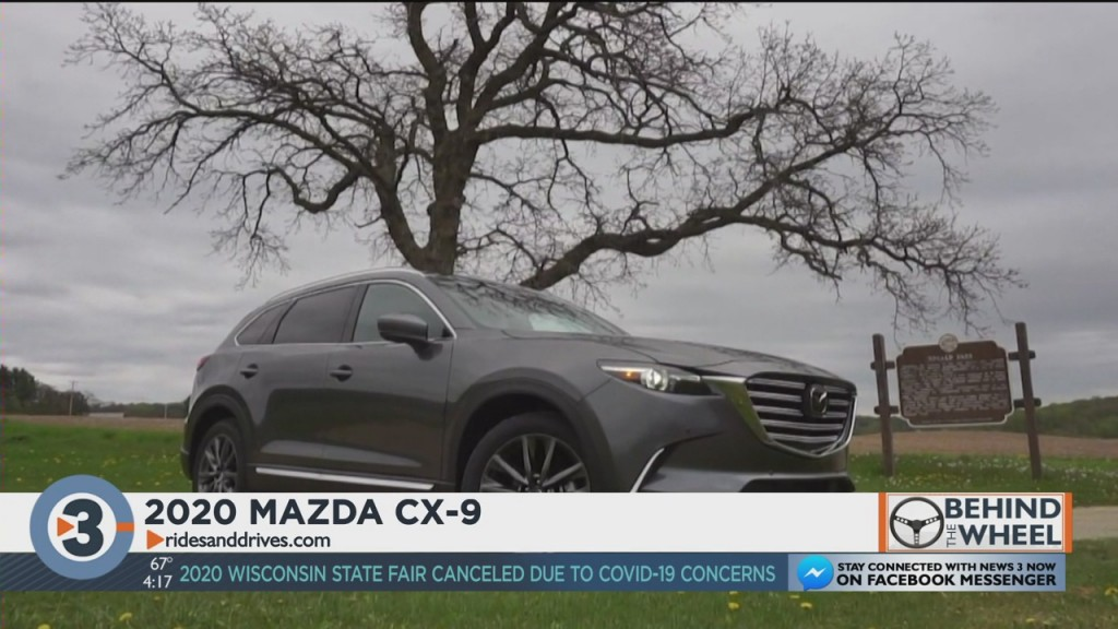 Behind The Wheel: 2020 Mazda Cx 9