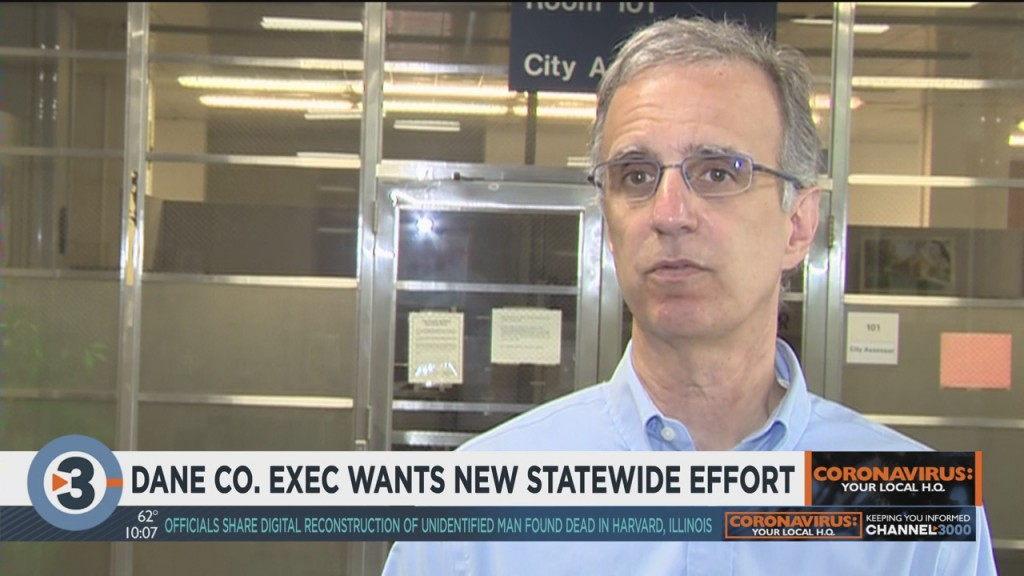 Dane County Executive Wants New Statewide Effort