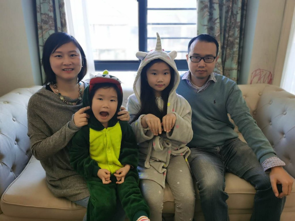 2020 Li's Family In Najing, China