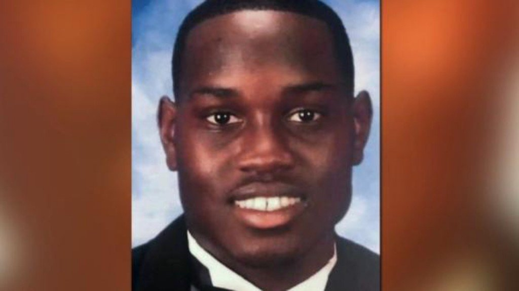 A Georgia man was shot and killed while jogging, mother says