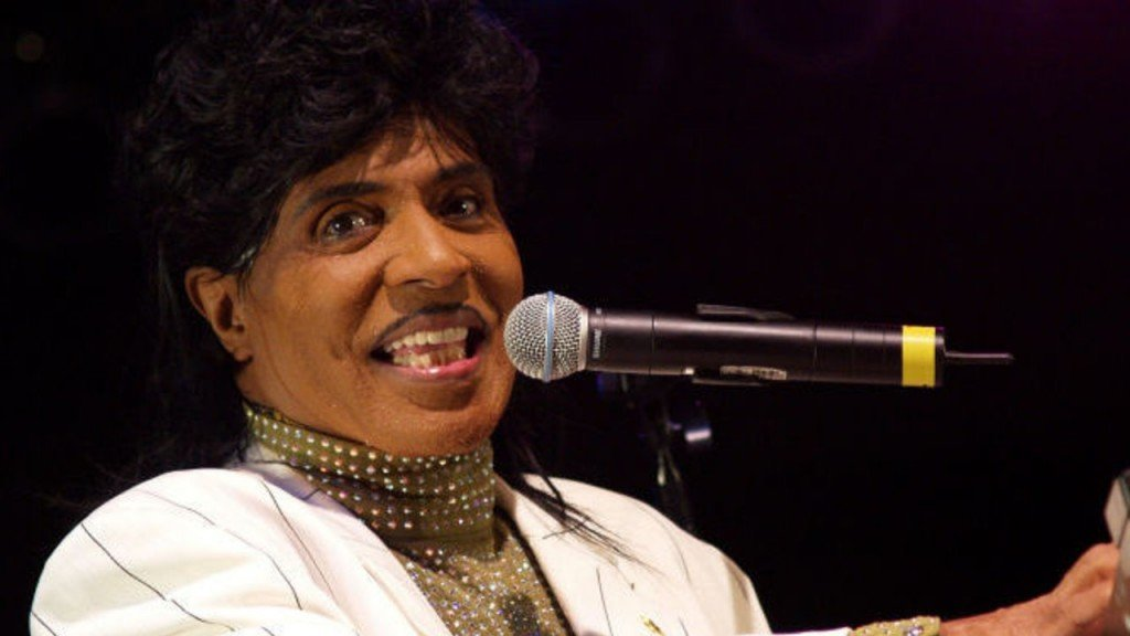 Little Richard In 2007