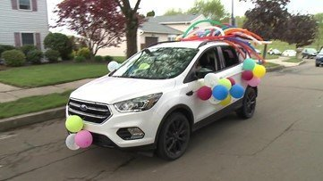 Wnep Teachers Parade For Students