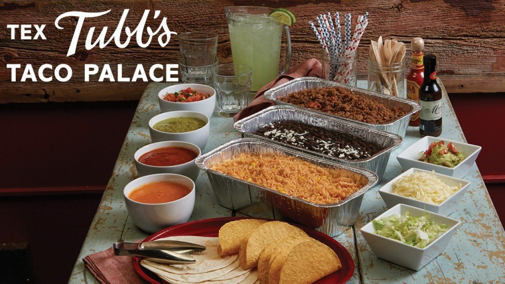 Tex Tubb's Taco Palace Taco Bar