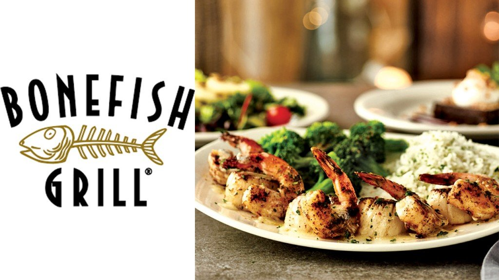 Bonefish Grill shrimp