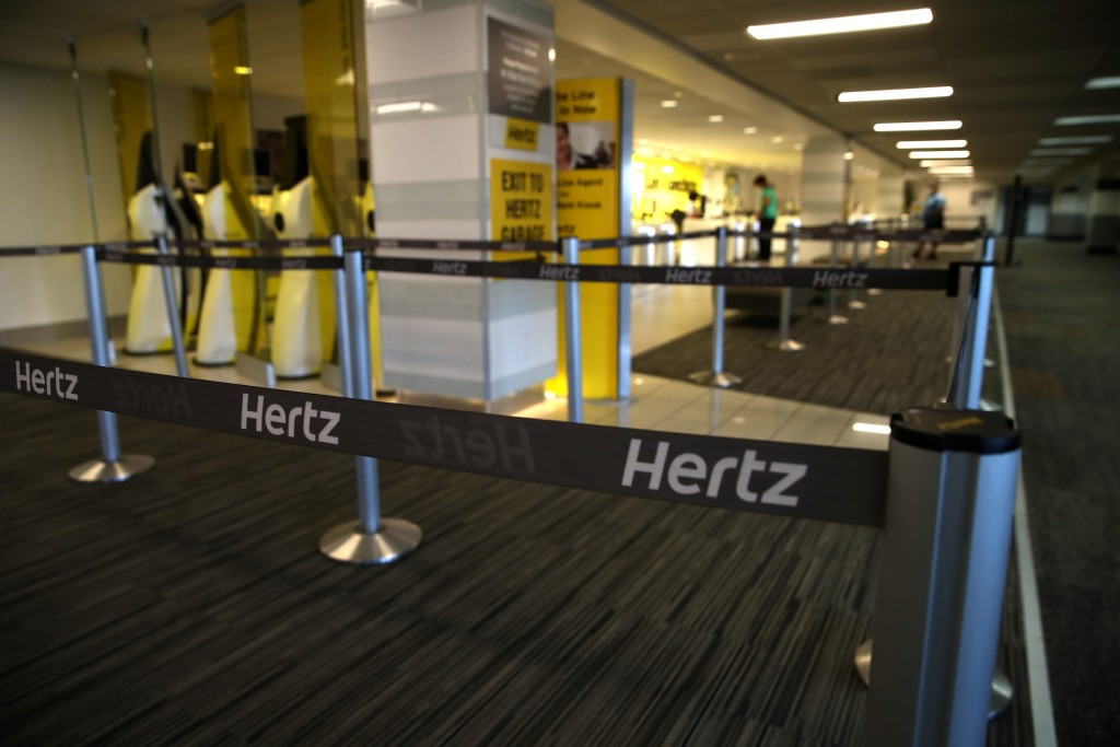 Hertz Car Rental Company Close To Bankruptcy According To News Reports