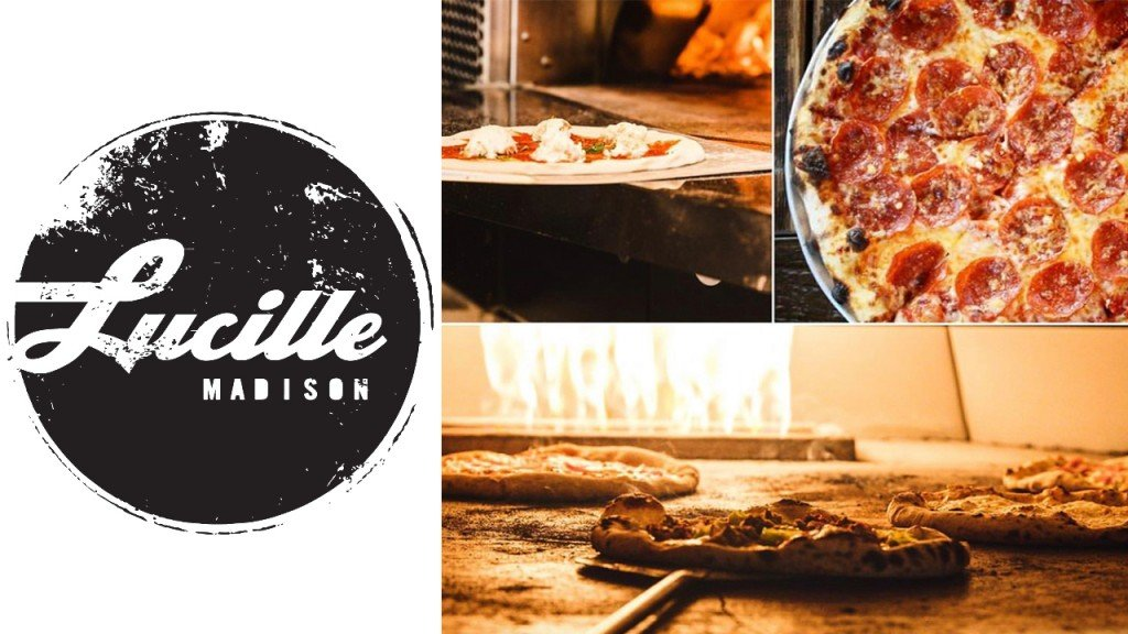 pizzas from Lucille