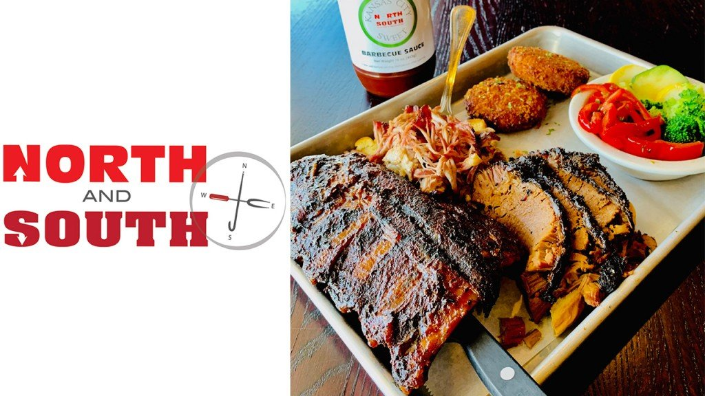 North And South brisket and ribs