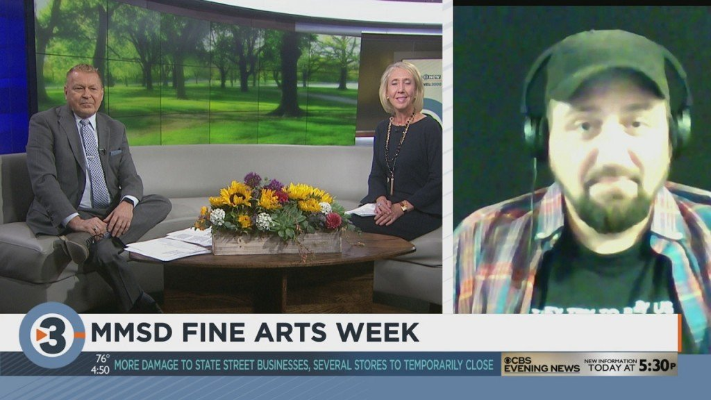 How Mmsd Is Taking Its Annual Fine Arts Week Online