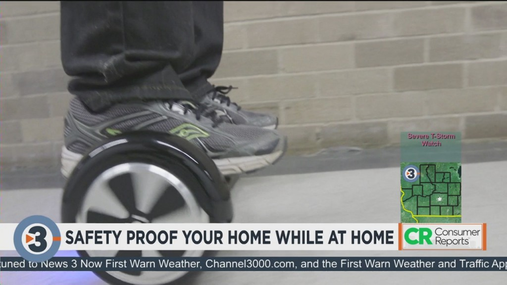 Consumer Reports: How To Safety Proof Your Residence While Stuck At Home