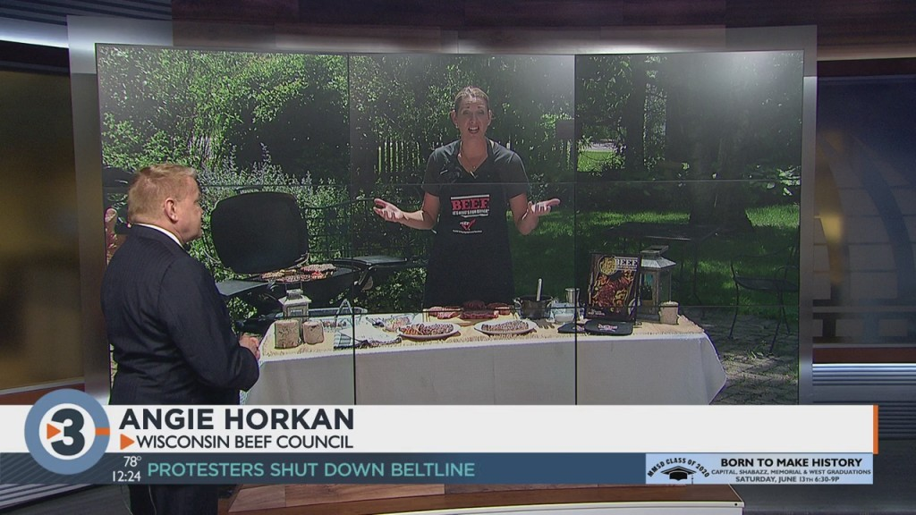 Wisconsin Beef Council Shares Two Recipes For The Perfect Grilled Steak