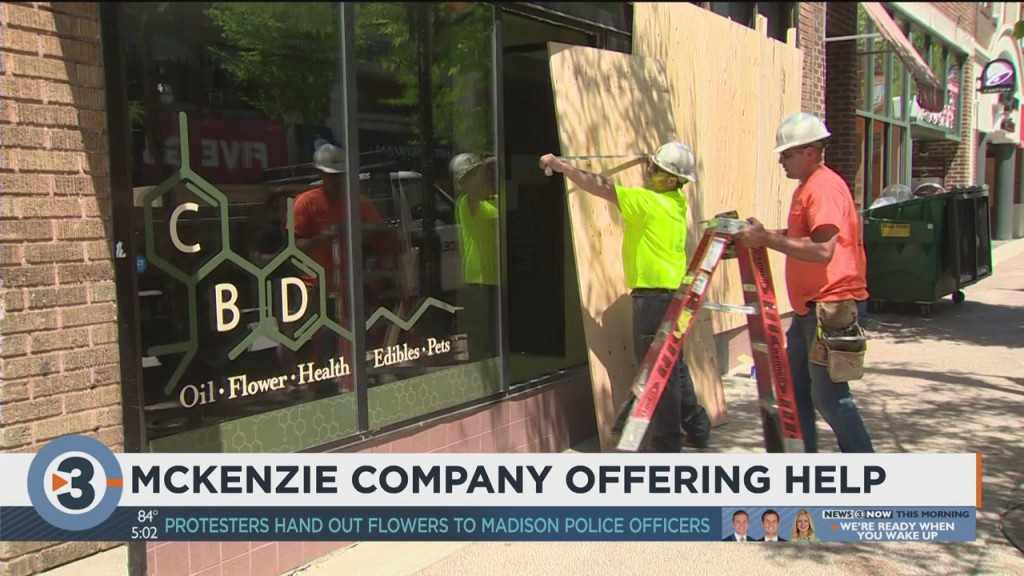 Mckenzie Apartment Company Offering Help To Repair Damaged Businesses