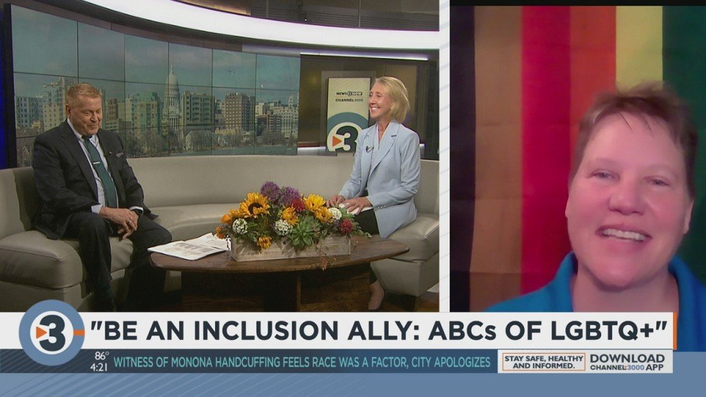 'be An Inclusion Ally: Abcs Of Lgbtq+'