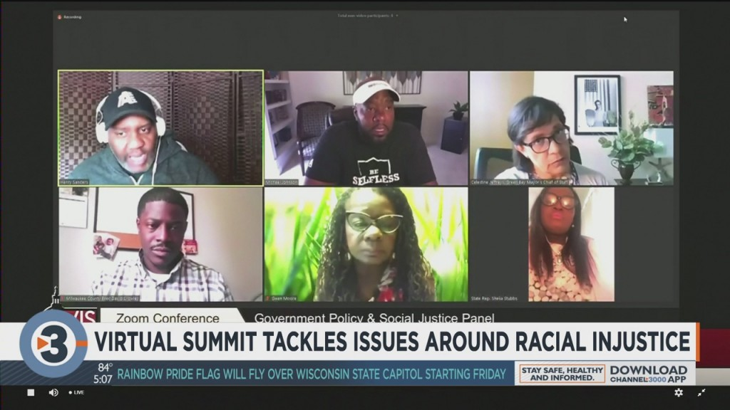 Virtual Summit Tackles Issues Around Racial Injustice