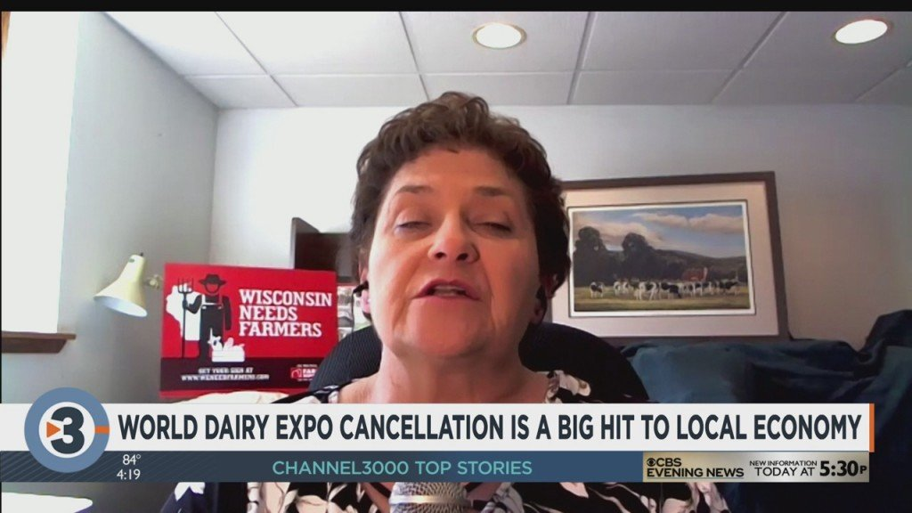 World Dairy Expo Cancellation Is A Big Hit To Local Economy
