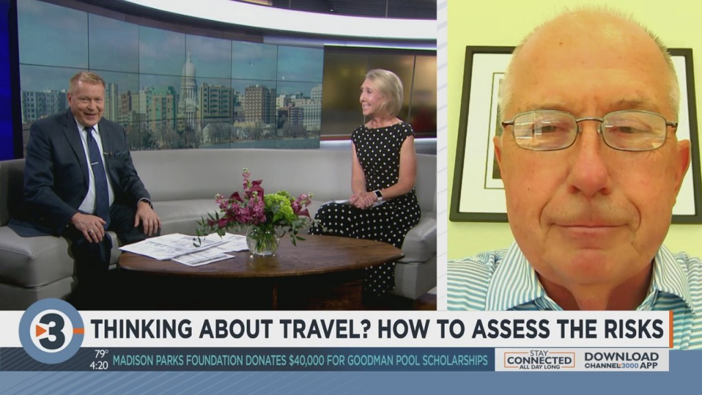 Thinking About Travel? How To Assess The Risks