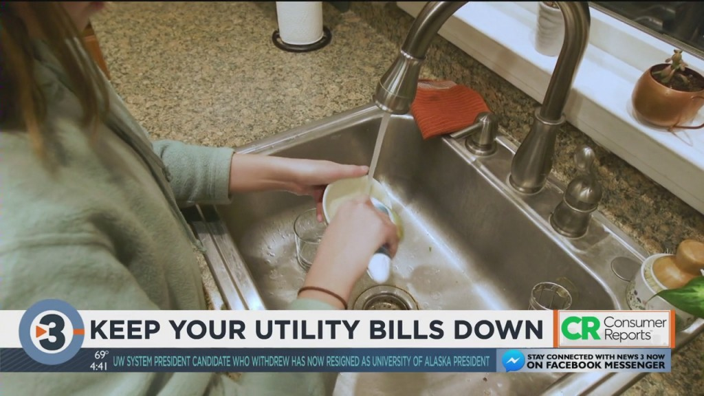 Consumer Reports: How To Keep Your Utility Bills Down