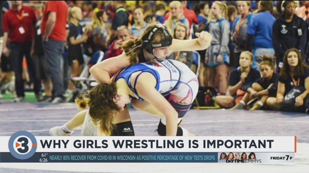 Why Girls Wrestling Is Important