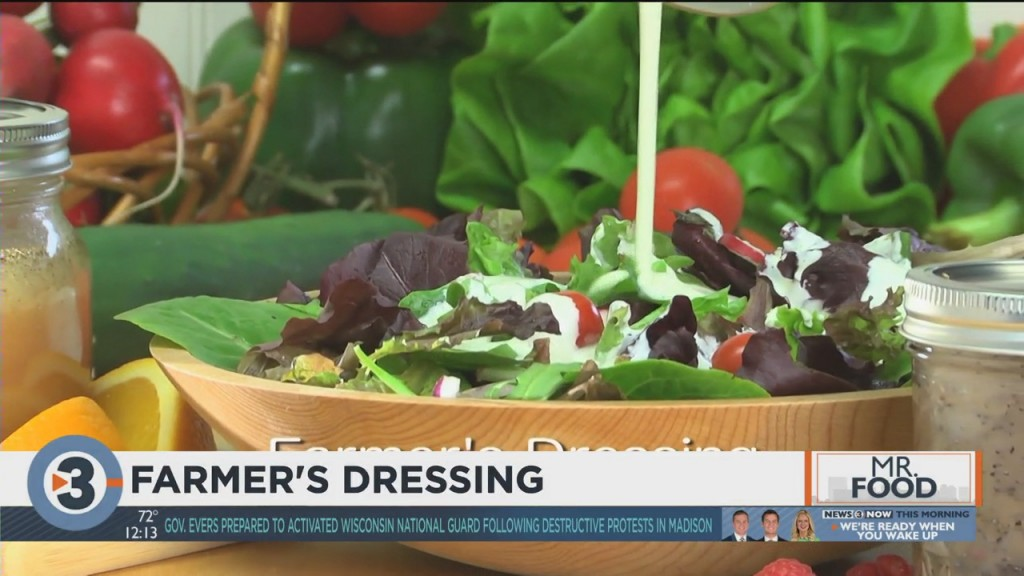Mr. Food: Farmer's Dressing