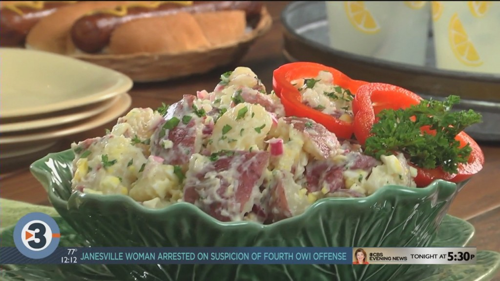 Mr. Food: Secret Ingredient Potato Salad
