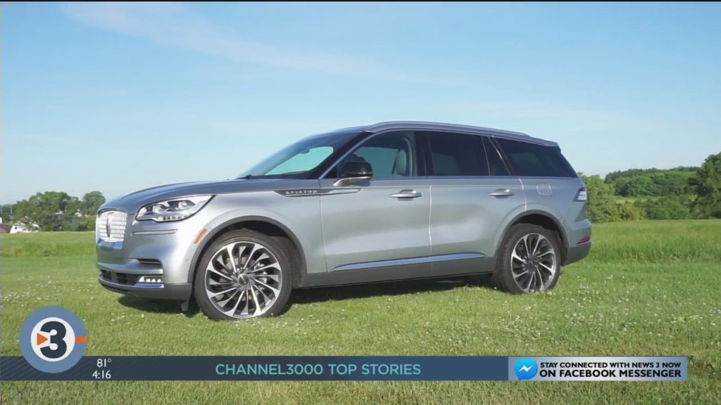 Behind The Wheel: Lincoln Aviator