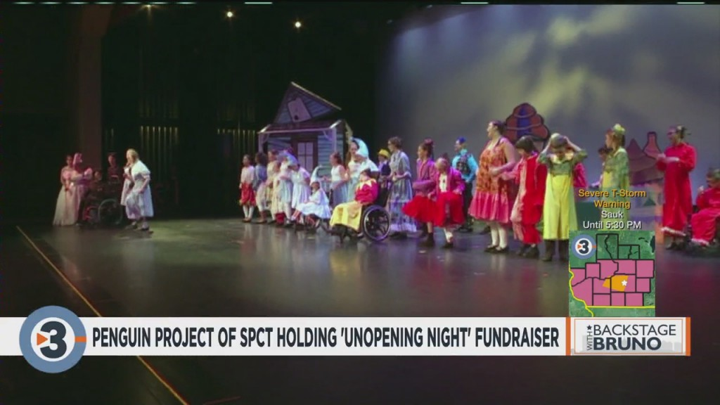 Penguin Project Of Spct Holds 'unopening Night'