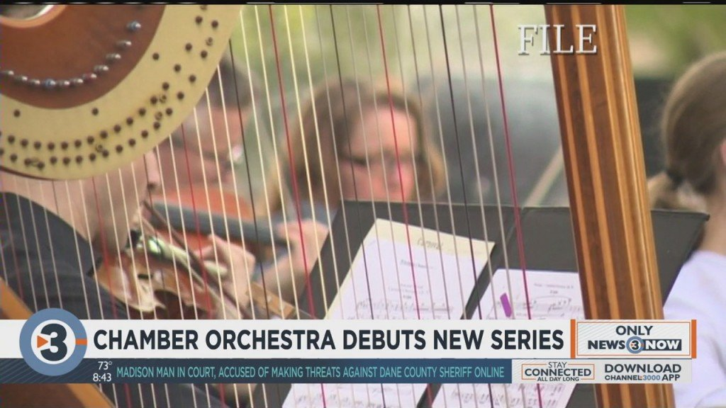 Chamber Orchestra Debuts New Series