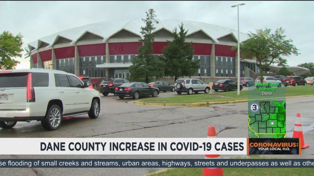 Dane County Sees Increase In Covid 19 Cases