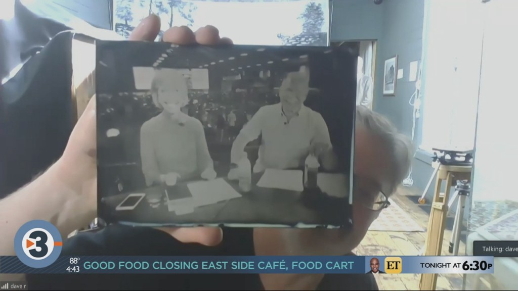 Wisconsin Historical Society Re Imagines The Tintype Experience
