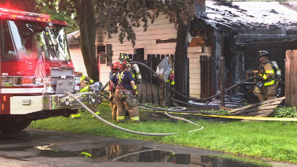 Madison fatal fire