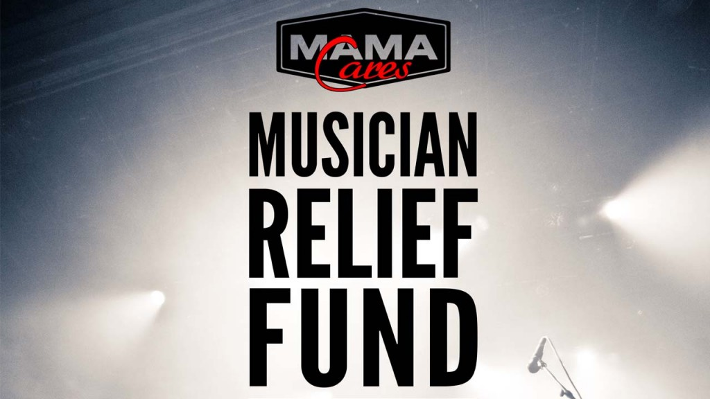 Mama Cares Relief Fund Logo