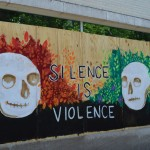 Silence Is Violence Art Museum