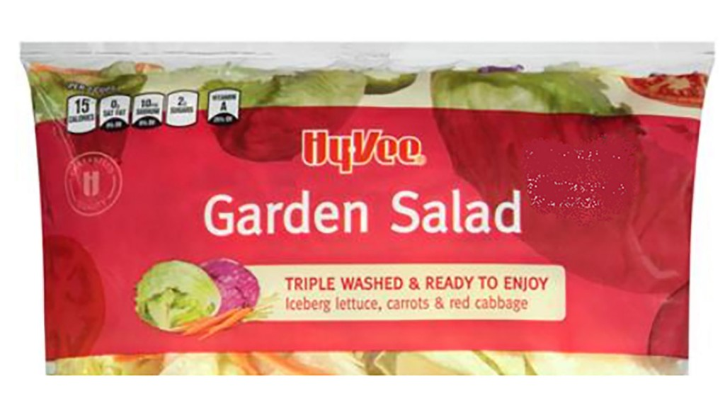 Salad Infections