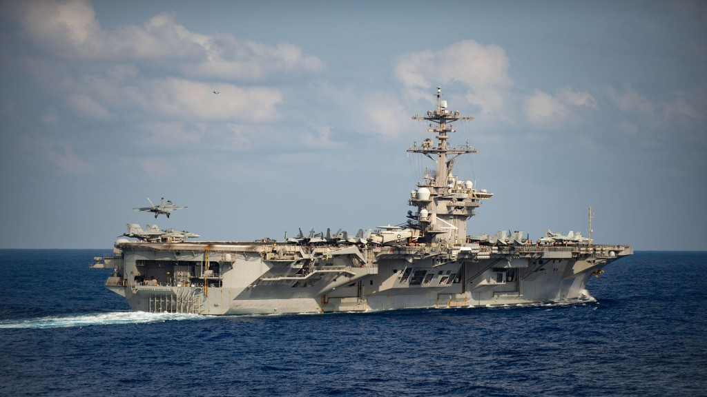Uss Theodore Roosevelt (cvn 71) Flight Operations