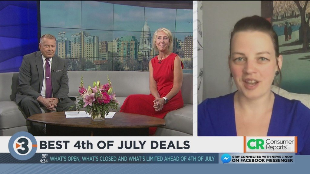 Consumer Reports: How To Find The Best Fourth Of July Deals