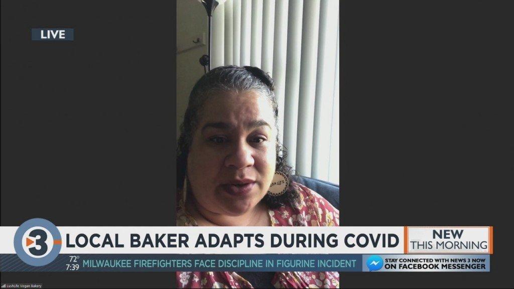 Local Baker Adapts During Covid 19 Pandemic