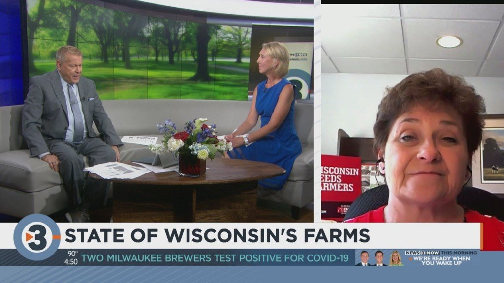 The Farm Babe Shares An Update On The State Of Wisconsin's Farms Amid Covid 19