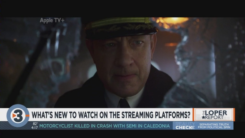 Loper Report: What's New To Watch On The Streaming Platforms?
