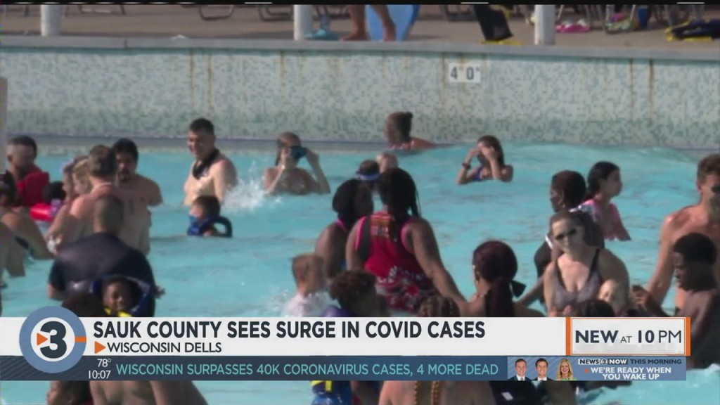 Sauk County Sees Surge In Covid 19 Cases