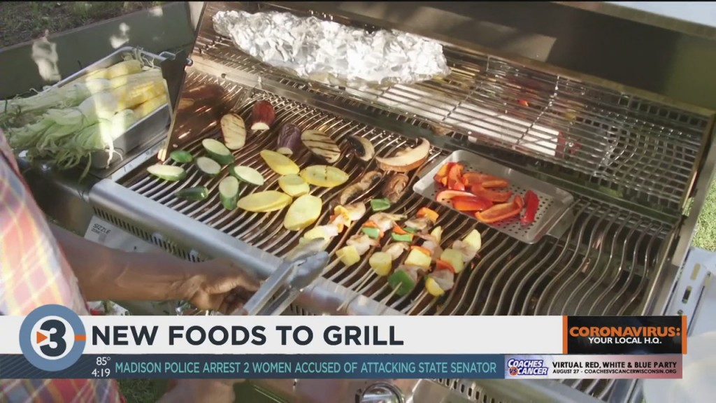 Consumer Reports: Finding New Foods To Grill