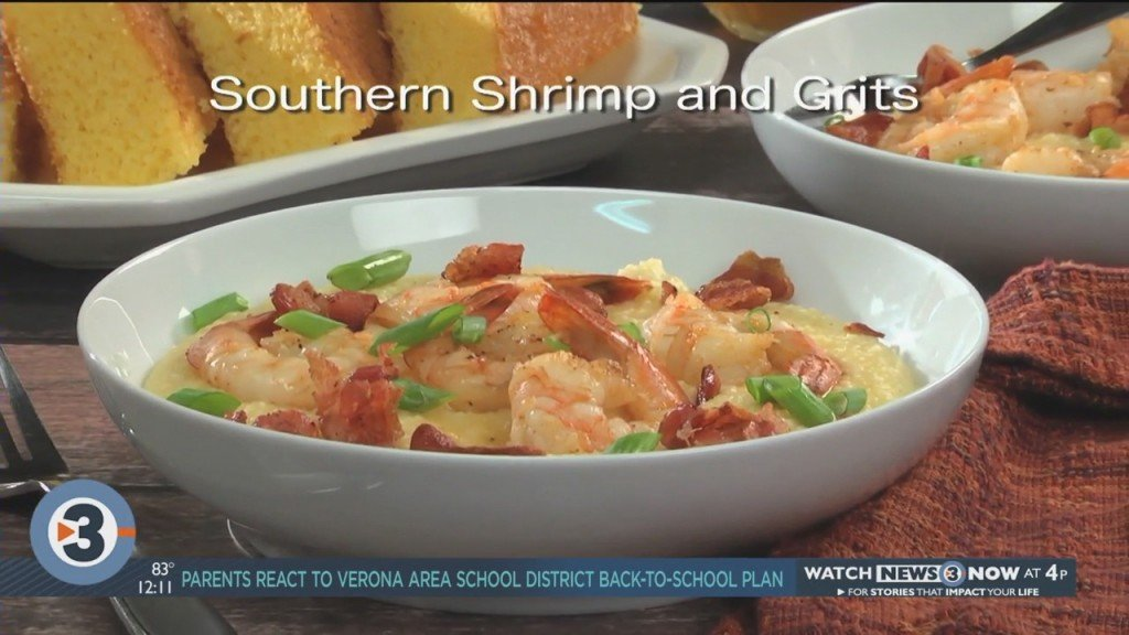 Mr. Food: Southern Shrimp 'n' Grits